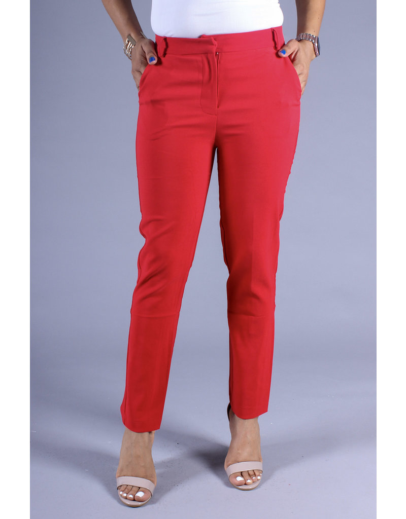 Meet The Standard Pants Red
