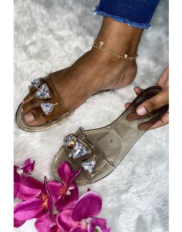 Shape Up Sandals Black