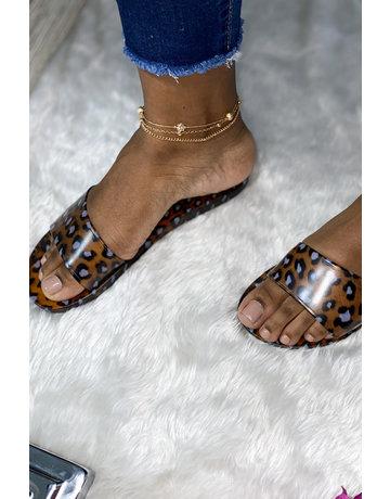 Wild Times Sandals Brown