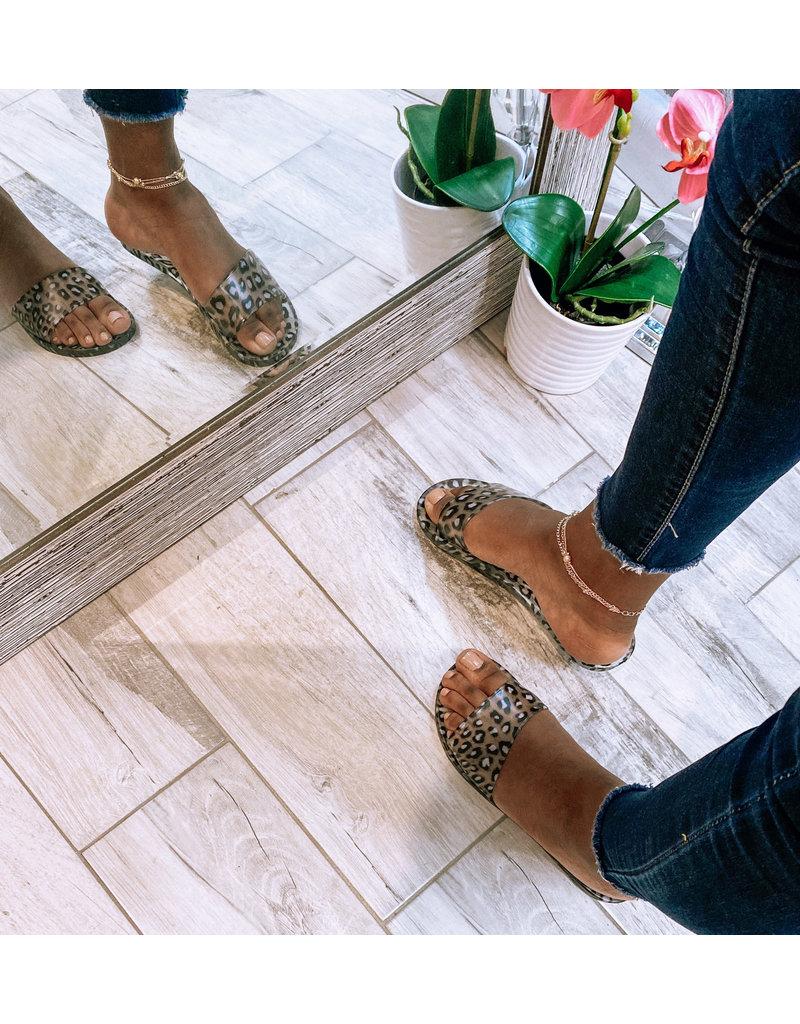 Wild Times Sandals Grey