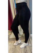 On The Run Leggings Black