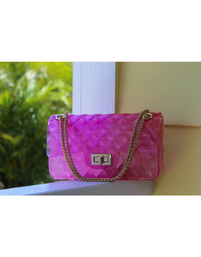 Candy Baby Jelly Bag - Pink