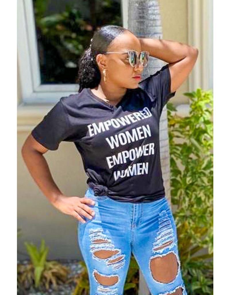 Empowered Women T-Shirt