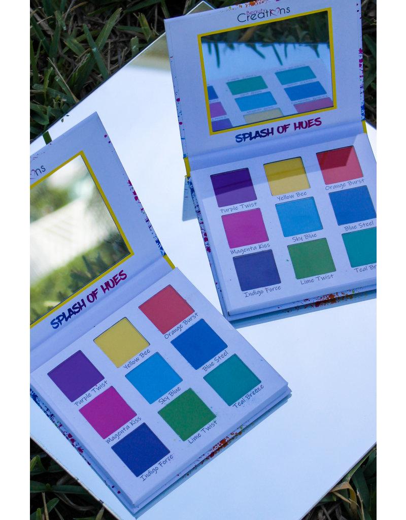 Splash of Hues Eyeshadow Palette