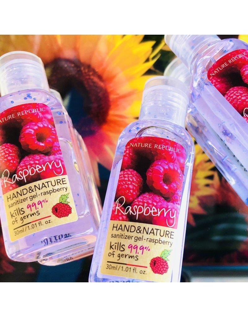 Raspberry Hand Sanitizer