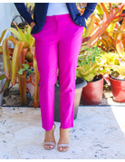 Well Paid Ankle Pants Purple