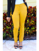 All Or Nothing Pants Mustard