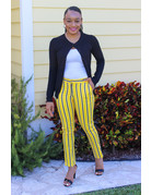 Awesome One Striped Pants