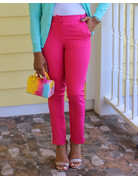 All Or Nothing Pants Fuchsia