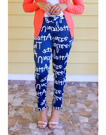 Class In Session Pants