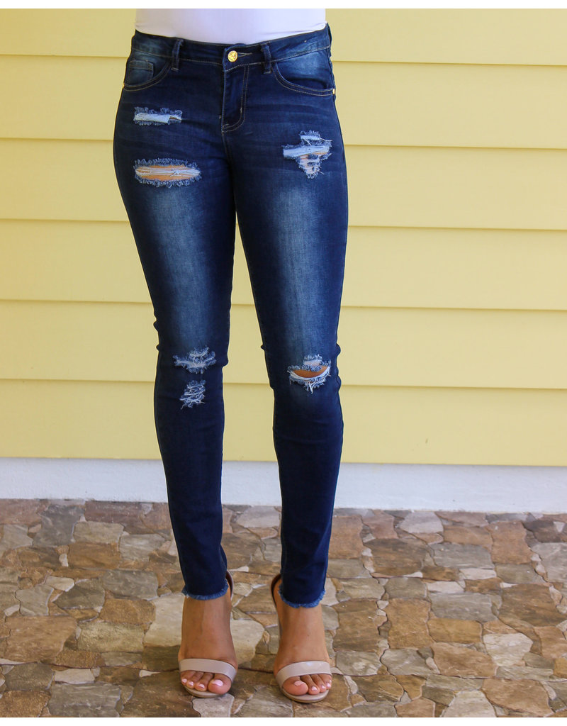 So Frenzy Ripped Jeans