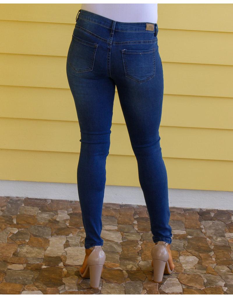 Back To Basics High Waist Jeans
