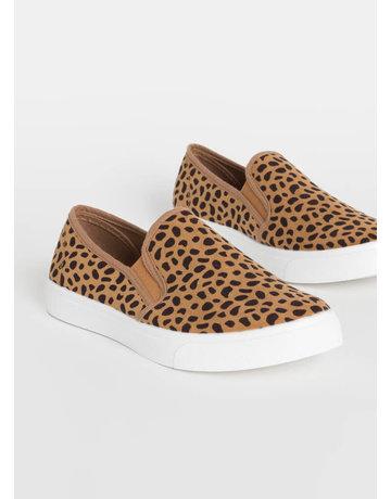 Get Going Slip-On Sneakers - LEOPARD