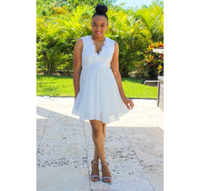 Angel Of Mine Chiffon Dress