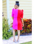 Sweet Treat Color Block Dress