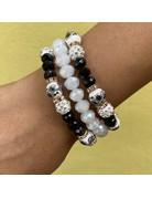 Ying Yang Bracelet Set