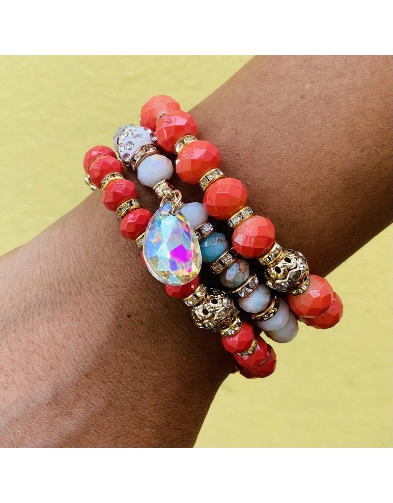 Hawaiian Sunset Bracelet Set