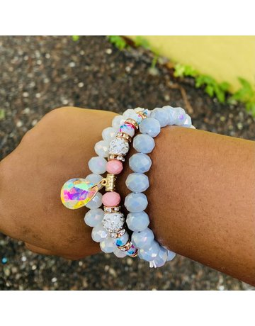 Soft & Sweet Bracelet Set
