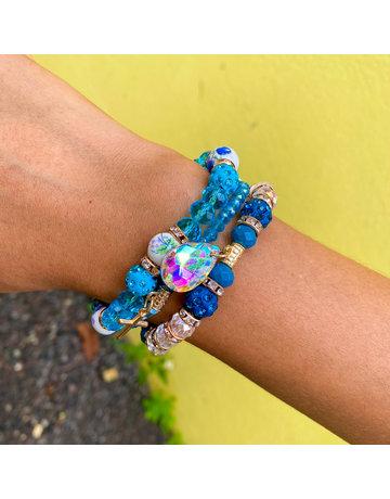 Turquoise Time Bracelet Set