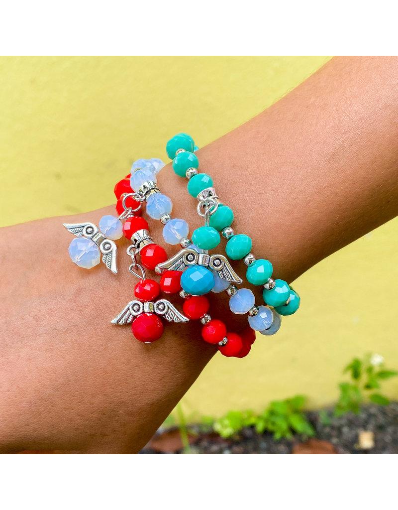 Angel Of Mine Bracelet Set