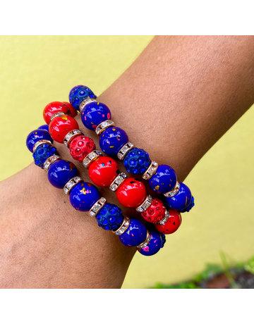 Patriots Bracelet Set