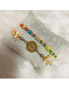 Dizzy Spell Friendship Bracelet - Multi