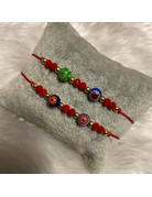 That 70s Friendship Bracelet - Red