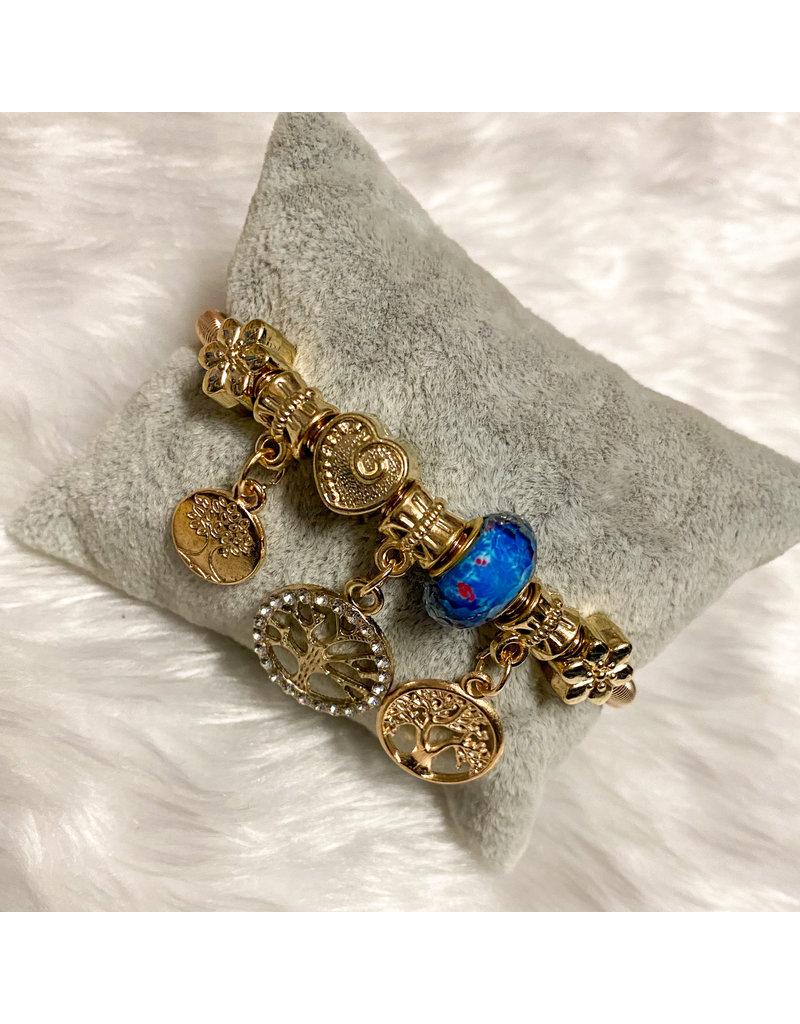 So Charming Bracelet - Gold