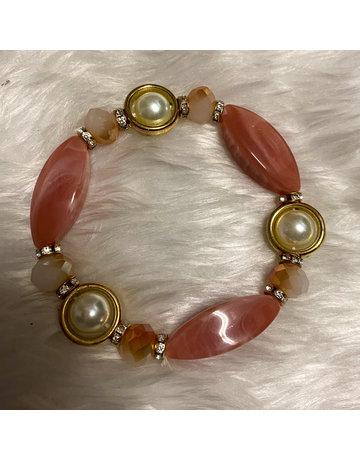 Stone Age Bracelet - Brown