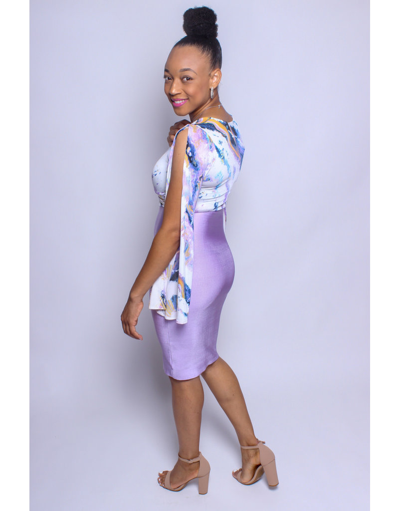 First Class Lady Dress