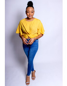 Twisted Thoughts Top Mustard