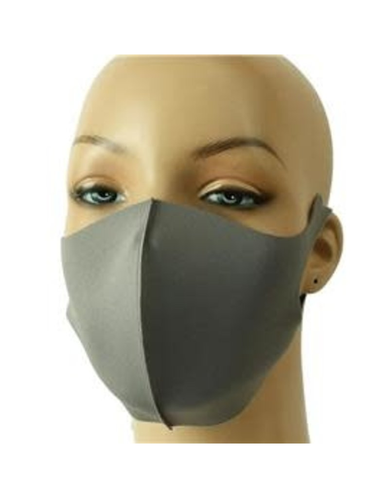 Easy Going Washable Mask -  Neon Gray