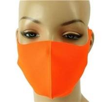 Easy Going Washable Mask - Neon Orange