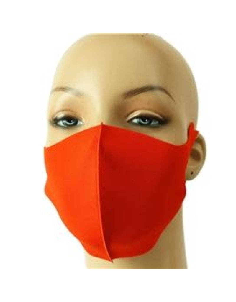 Easy Going Washable Mask - Orange