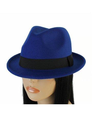 Hide Out Brim Hat - Royal Blue