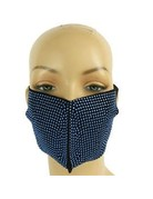 Stone Cold Mask - Blue
