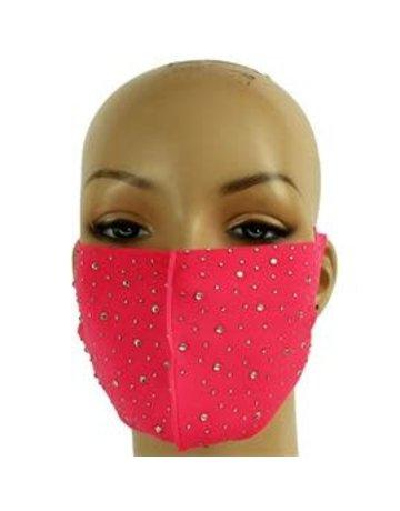 Totally Stoned Mask - Fuschia