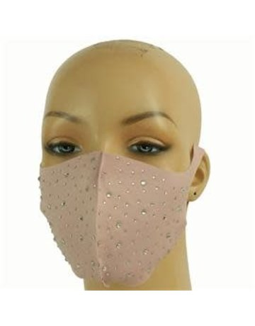 Totally Stoned Mask - Pink
