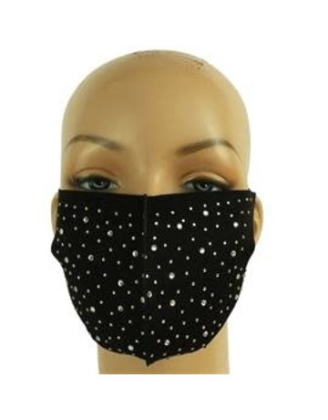Totally Stoned Mask - Black