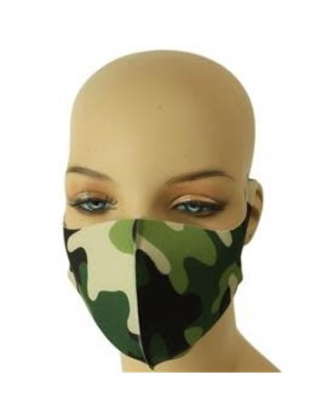 Safety First Mask