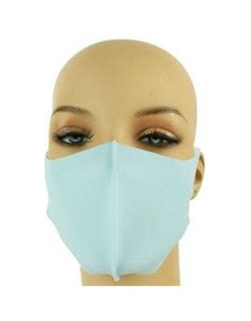 Easy Going Washable Mask - Light Blue