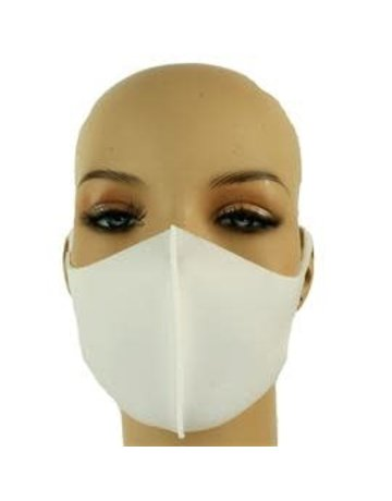 Easy Going Washable Mask - White