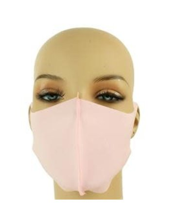 Easy Going Washable Mask - Light Pink