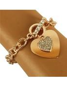 Love Shines Bracelet - Rose Gold