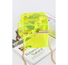 Natural Beauty Handbag - Yellow