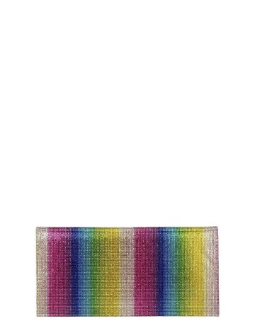 Rainbow Morning Clutch