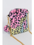 Cheetah Feels Bag