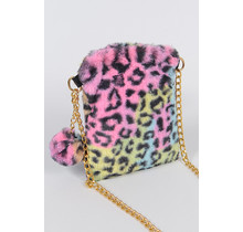 Cheetah Feels Bag