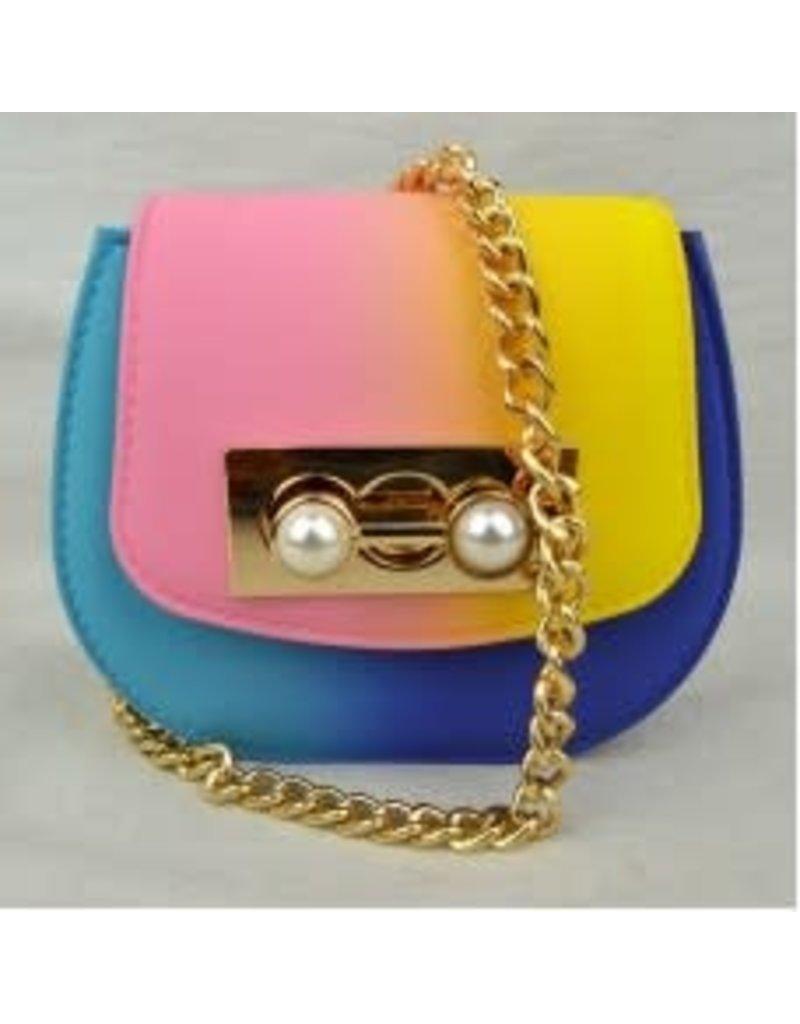 Tiny Load Mini Bag - Yellow Multi