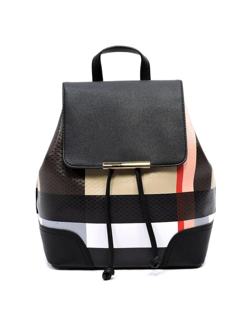 Now I Know Backpack Set - Black